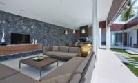 Villa Soong Living Area | Koh Samui, Thailand