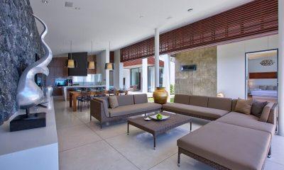 Villa Soong Living Room   Koh Samui, Thailand