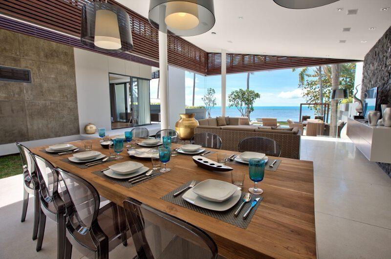 Villa Soong Dining Area | Koh Samui, Thailand