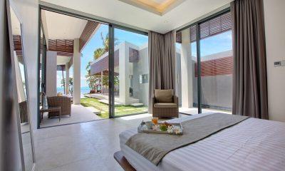 Villa Soong Bedroom View   Koh Samui, Thailand