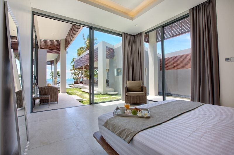 Villa Soong Bedroom View | Koh Samui, Thailand