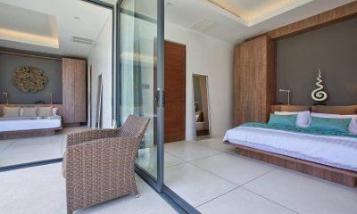Villa Soong Bedrooms   Koh Samui, Thailand