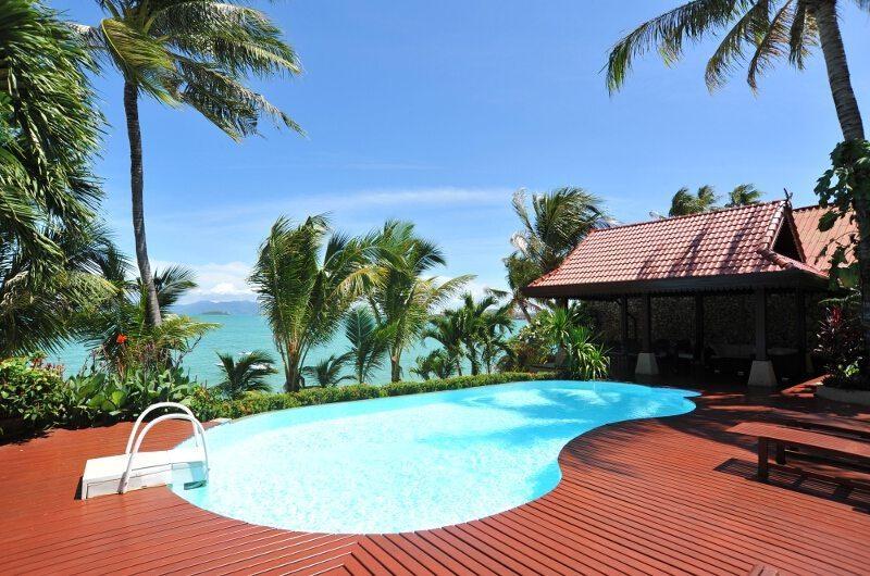 Villa Sur La Mer Pool Side | Koh Samui, Thailand