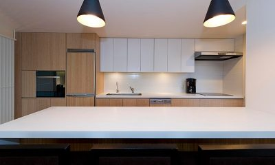 Forest Estate Fully Equipped Kitchen | Middle Hirafu Village, Niseko