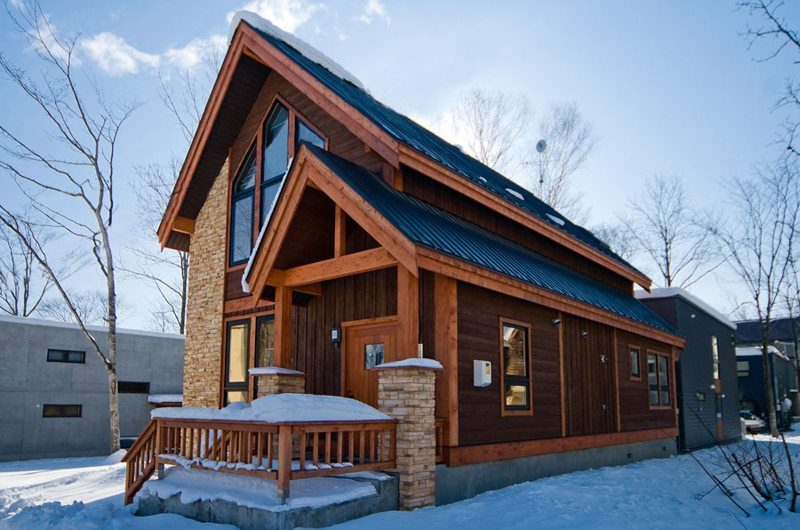 Gouka Lodge Bondi Outdoor View | Hirafu, Niseko