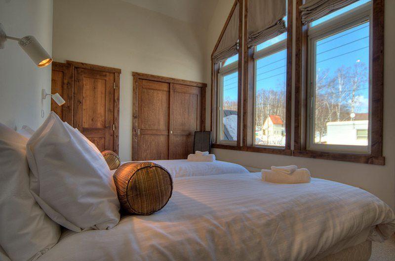 Gouka Lodge Bondi Twin Room | Hirafu, Niseko