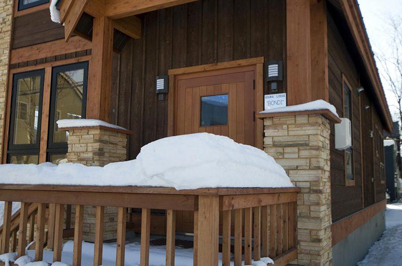 Gouka Lodge Bondi Entrance | Hirafu, Niseko