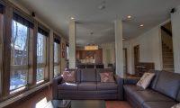 Gouka Lodge Bondi Living Room | Hirafu, Niseko