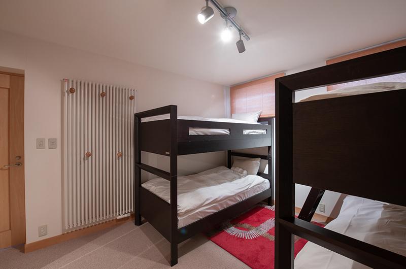 Shin Shin Bunk Beds Side | Hirafu, Niseko