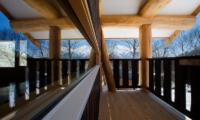 Shin Shin Balcony Area | Hirafu, Niseko