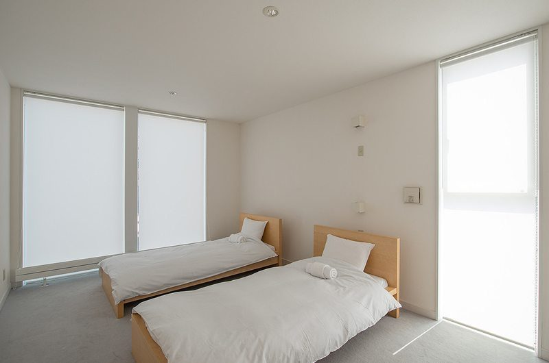 Ummei Twin Bedroom | Hirafu, Niseko