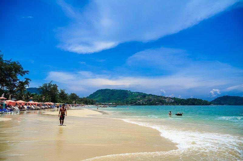 Thailand Phuket Patong Beach