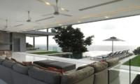 Villa Amanzi Living Room | Phuket, Thailand