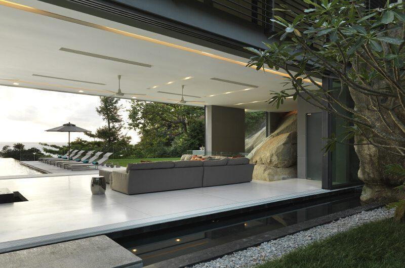 Villa Amanzi Living Pavilion | Phuket, Thailand