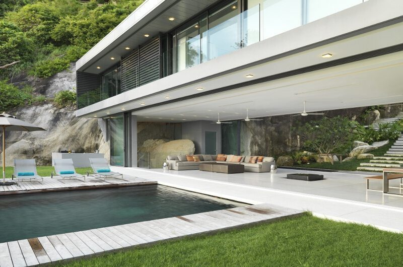 Villa Amanzi Swimming Pool | Phuket, Thailand