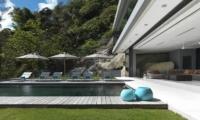 Villa Amanzi Sun Beds | Phuket, Thailand