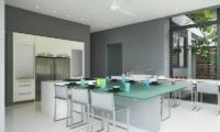Villa Amanzi Dining Room | Phuket, Thailand