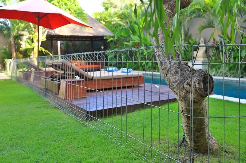 Pool Fence Hire in Bali