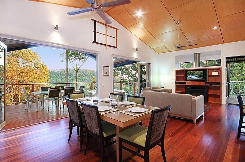 O'Reillys Dining Area | Gold Coast Hinterland, Queensland
