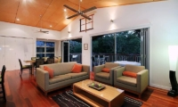 O'Reillys Living Area | Gold Coast Hinterland, Queensland