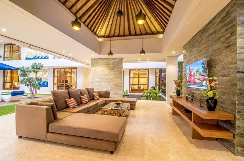 Freedom Villa Living Pavilion | Petitenget, Bali
