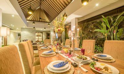 Freedom Villa Dining Area | Petitenget, Bali
