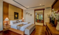 Freedom Villa Bedroom One Side View | Petitenget, Bali