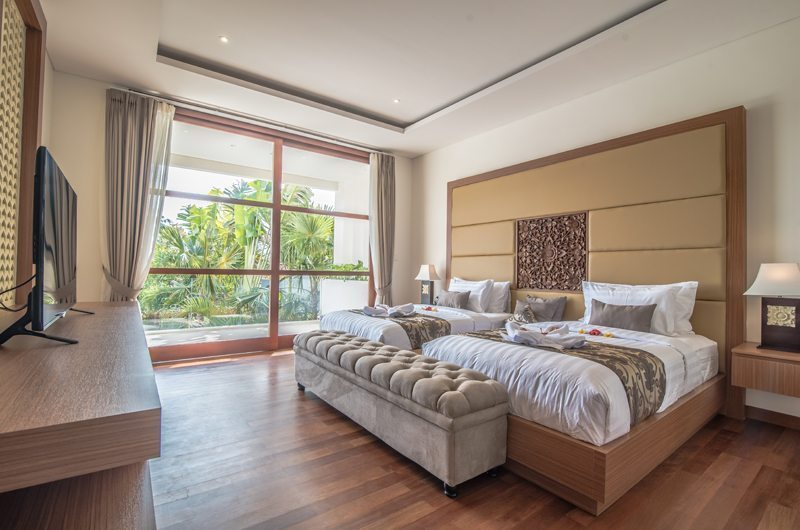 Freedom Villa Twin Bedroom | Petitenget, Bali