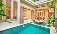 Ini Vie Villa Swimming Pool Area | Legian, Bali