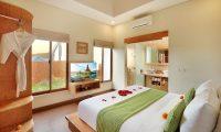 Ini Vie Villa Bedroom with TV | Legian, Bali