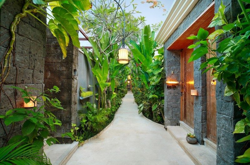 Ini Vie Villa Pathway Area | Legian, Bali