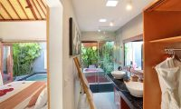 Legian Kriyamaha Villa Bedroom with Enclosed Bathroom | Legian, Bali