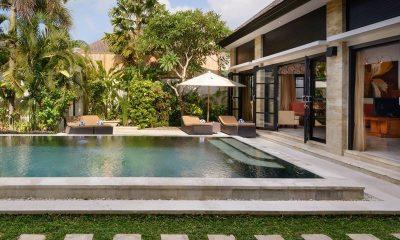 The Residence Villa Amman Residence Pool Side   Seminyak, Bali