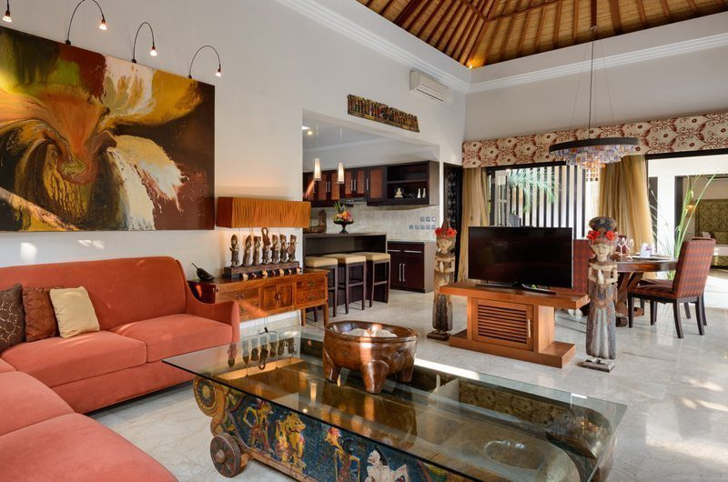 The Residence Villa Amman Residence Living And Dining Room | Seminyak, Bali