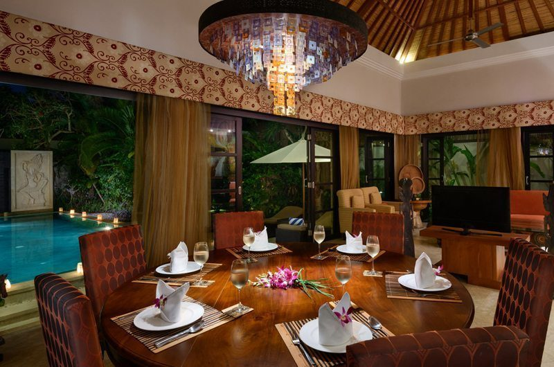 The Residence Villa Amman Residence Dining Pavilion | Seminyak, Bali