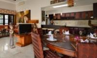 The Residence Villa Amman Residence Dining Room | Seminyak, Bali