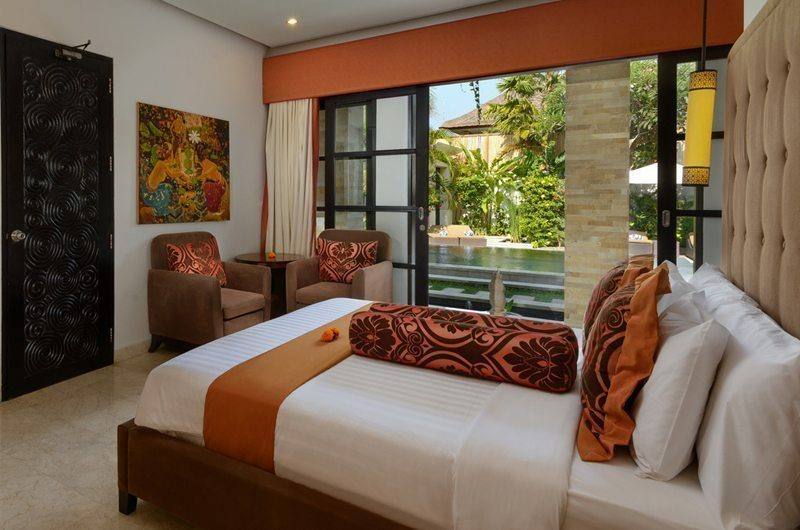 The Residence Villa Amman Residence Bedroom Two | Seminyak, Bali
