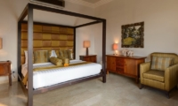 The Residence Villa Amman Residence Master Bedroom Front View | Seminyak, Bali