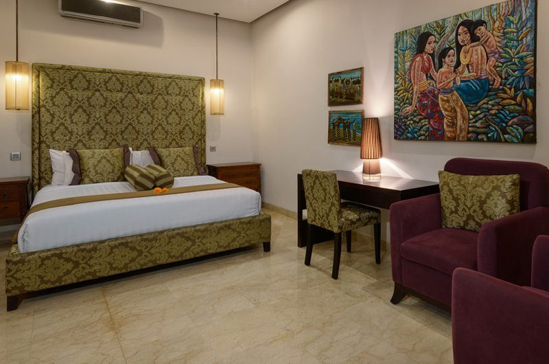 The Residence Villa Amman Residence Guest Bedroom One | Seminyak, Bali