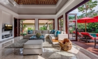The Residence Villa Nilaya Residence Living Room | Seminyak, Bali