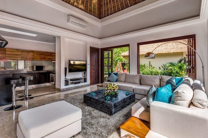 The Residence Villa Nilaya Residence Living Pavilion | Seminyak, Bali