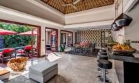 The Residence Villa Nilaya Residence Dining Pavilion | Seminyak, Bali