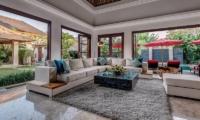 The Residence Villa Nilaya Residence Open Plan Living Area | Seminyak, Bali