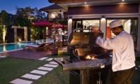 The Residence Villa Nilaya Residence BBQ | Seminyak, Bali