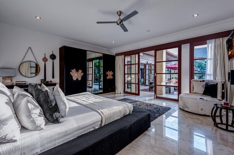 The Residence Villa Nilaya Residence Master Bedroom | Seminyak, Bali