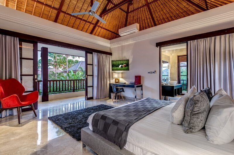 The Residence Villa Nilaya Residence Bedroom Three | Seminyak, Bali