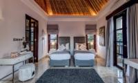 The Residence Villa Nilaya Residence Twin Bedroom | Seminyak, Bali