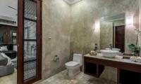 The Residence Villa Nilaya Residence Bathroom | Seminyak, Bali