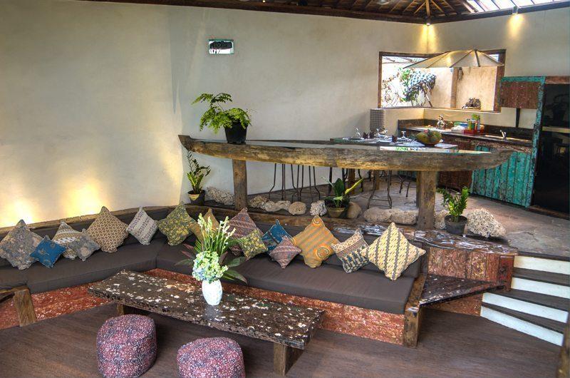 Villa Djukun Living And Dining Pavilion | Seminyak, Bali
