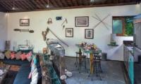 Villa Djukun Living And Dining Area | Seminyak, Bali